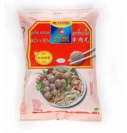 Oriental Kitchen Beef  Meat Ball 250g
