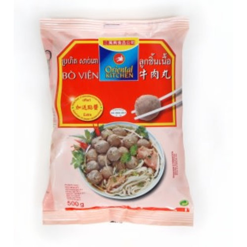 Oriental Kitchen Beef  Ball 250g