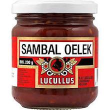 Lucullus Sambai Oelek 200g