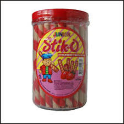 Junior Stik-o-Strawberry Wafer Stick 290g