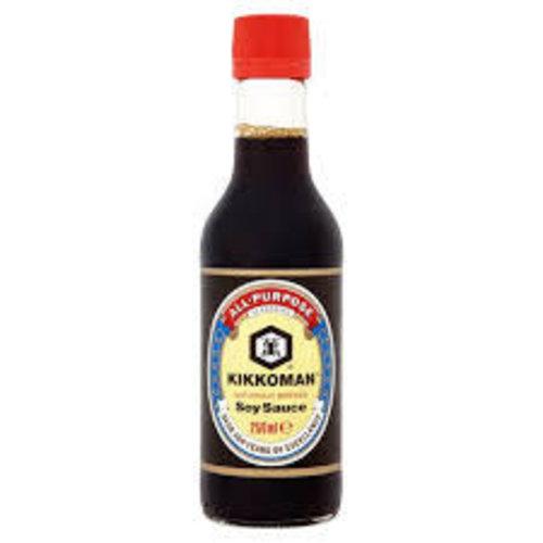 Kikkoman Best Before 10/18 Soy Sauce 250ml