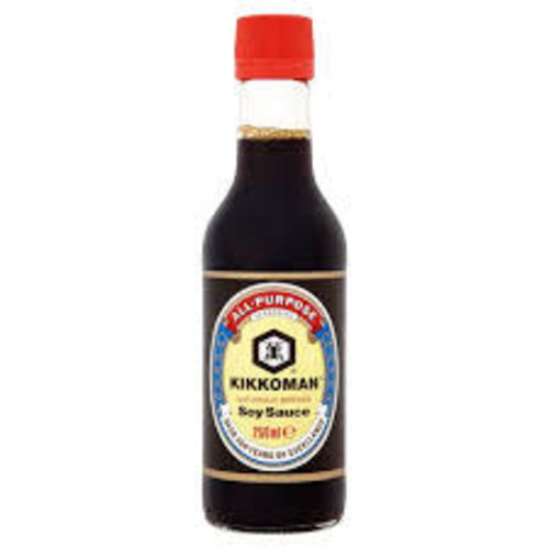 Kikkoman Soy Sauce 250ml
