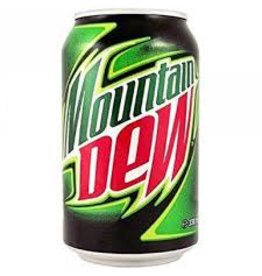 Mountain Dew Mountain Dew 330ml
