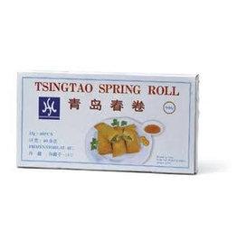 Gold Plum Tsing Tao Vegtable Spring Roll 60 pieces x 15g