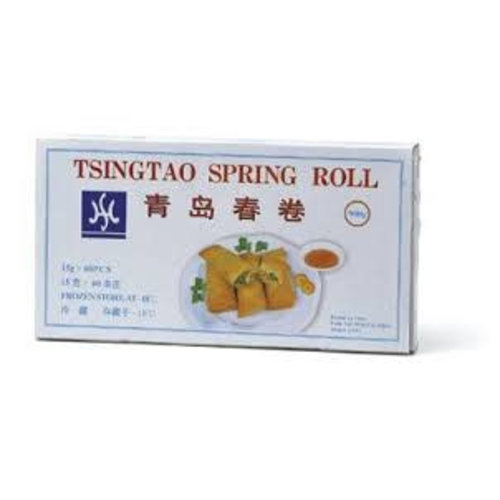 Gold Plum Tsing Tao Vegtable Spring Roll 60 pieces x 15g