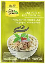 Asian Home Gourmet Vietnamese Pho Noodle Soup 50g