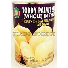 X.O Toddy Palm Seed in Syrup 565g