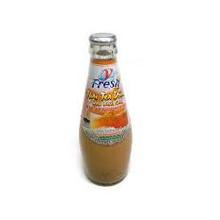 V Fresh Thai Tea with Basil Seed 290ml