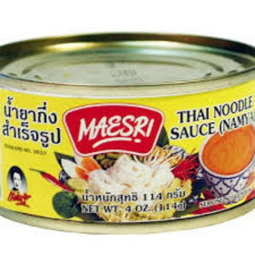 Maesri Thai Noodle Sauce (Namya) 114g