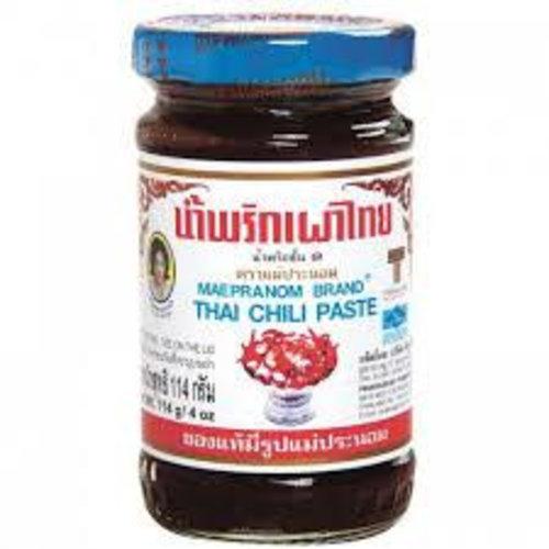 Mae Pranom Thai Chilli Paste 114g
