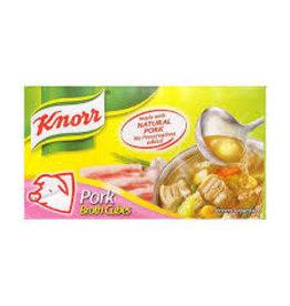 Knorr Broth Cube Pork 60g