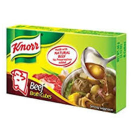 Knorr Broth Cube Beef 60g