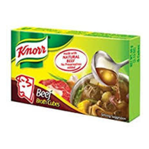 Knorr Broth Cube- Beef 60g