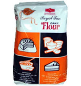 Royal Fan Cake Flour 1kg