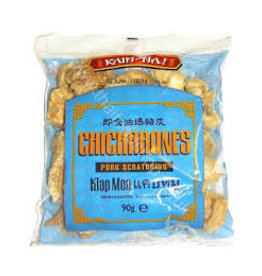Kain Na Chicharones - Pork Scratching - 90g