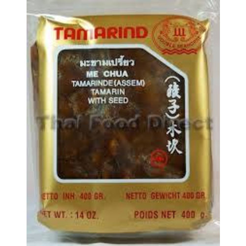 Double Seahorse Tamarind 400g