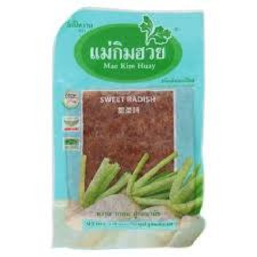 Mae Kim Huay BBD 01/19 Sweet Radish 200g