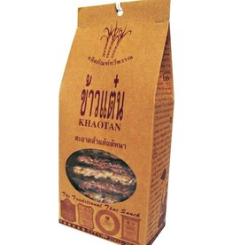 Khaotan Sweet Crisp Rice Snack with Watermelon - 100g
