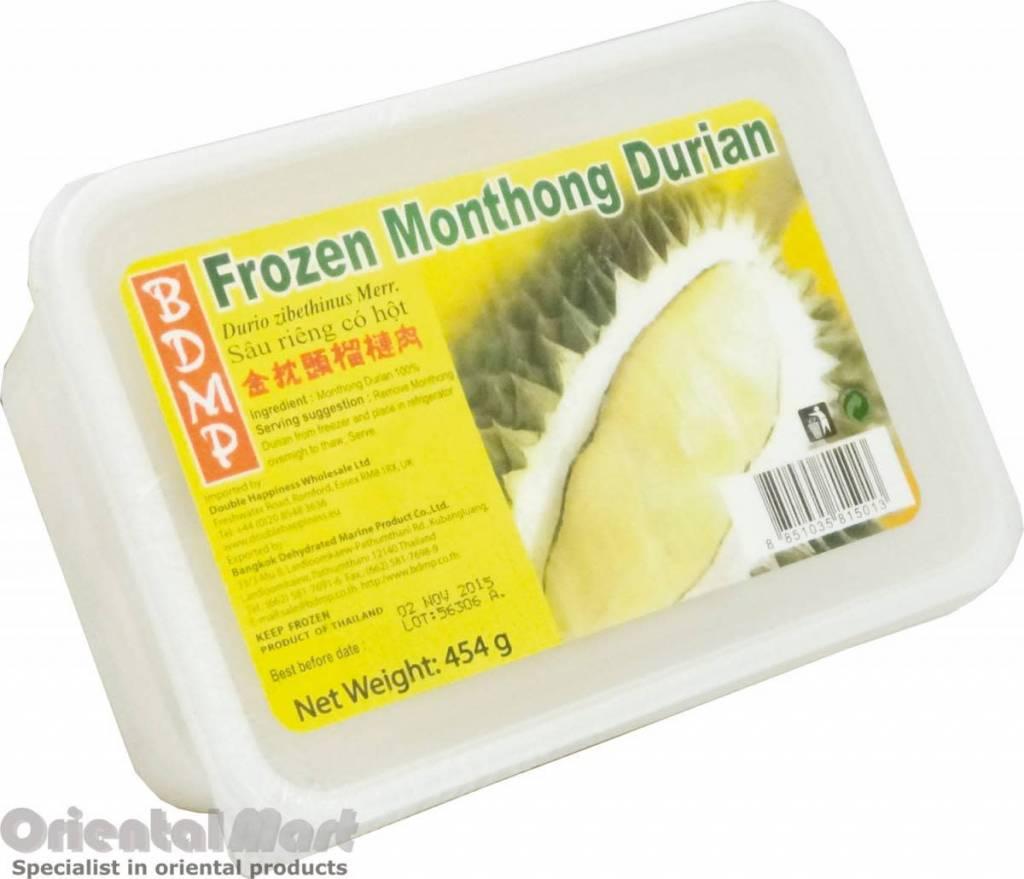 BDMP Frozen Durian 454g