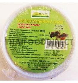 Kimsom Salted Mangrove Crab 250g