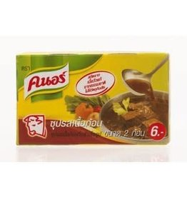Knorr Broth Cube - Beef 10g x 2