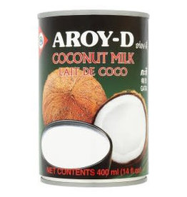 Aroy D Coconut Milk Green 400ml