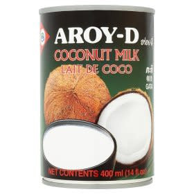 Aroy D Coconut Milk 400ml