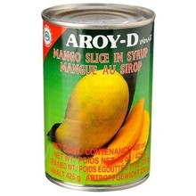 Aroy D Mango Slice in Syrup 425g