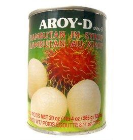 Aroy D Rambutan in Syrup 565g