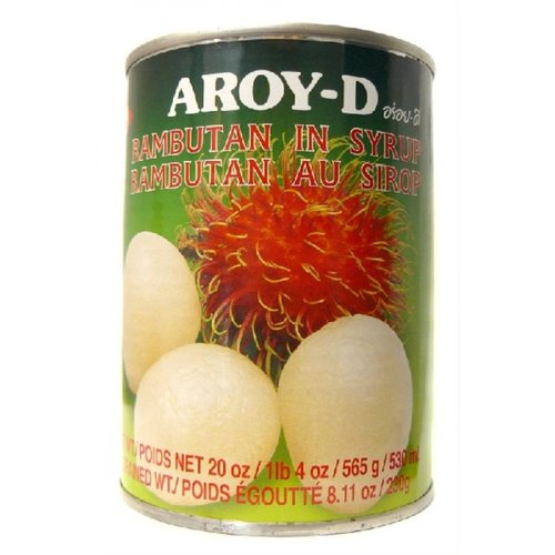 Aroy D Rambutan in Syrup 565g