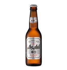 Asahi Super Dry Beer 5% 330ml