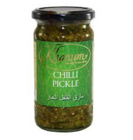 Khanum Chilli Pickle 300g