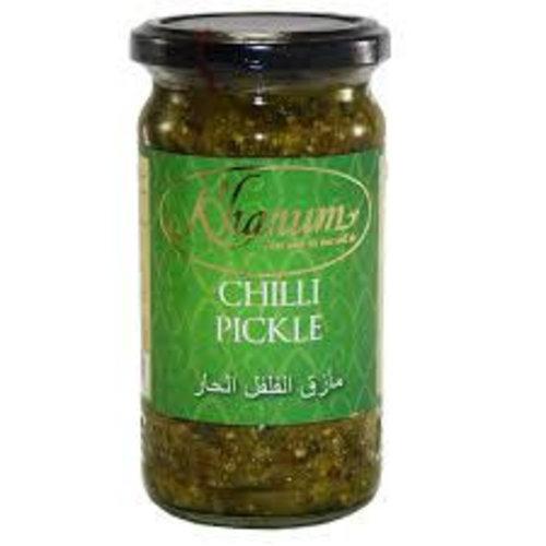 Khanum Chilli Pickle 300g