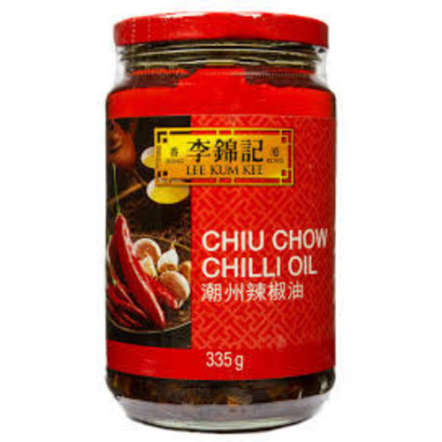 Lee Kum Kee Chiu Chow Chilli Oil 335g