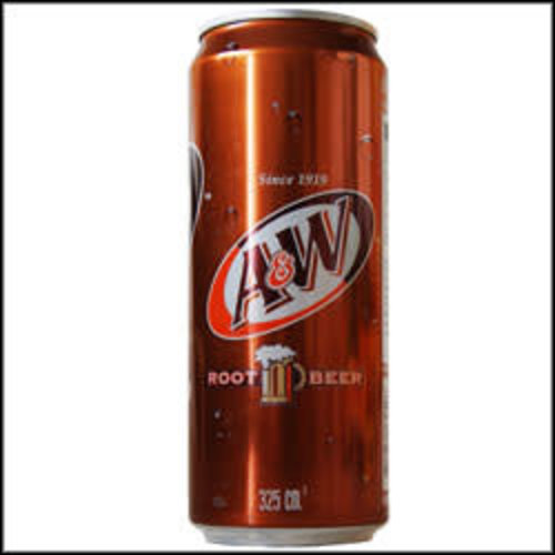 A & W Root Beer 325ml