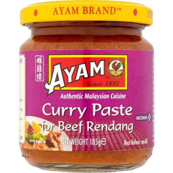 Ayam Curry Paste for Beef Rendang 185g