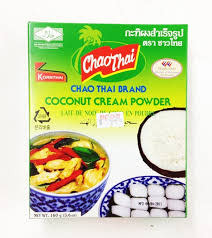Chao Thai Coconut Cream Powder 160g