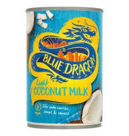 Blue Dragon Coconut Milk (Light) 400ml