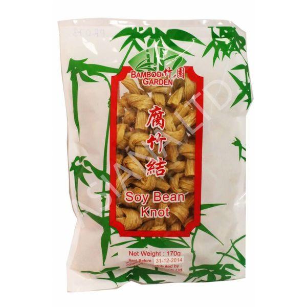 Bamboo Garden Soy Bean Knot 170g