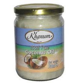 Khanum Coconut Oil 500ml