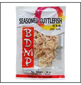 BDMP Seasoned Cuttlefish(White)50g