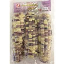 Hong Cooked Purple Sweet Corn on the Cob 750g