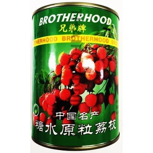 Brotherhood Lychees  in Syrup 565g