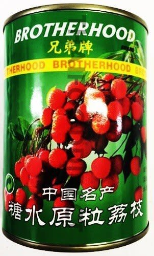 Brotherhood Lychee in Syrup 565g