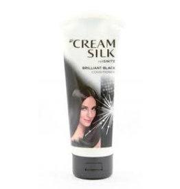 Silka Cream Silk Conditioner Black 200ml