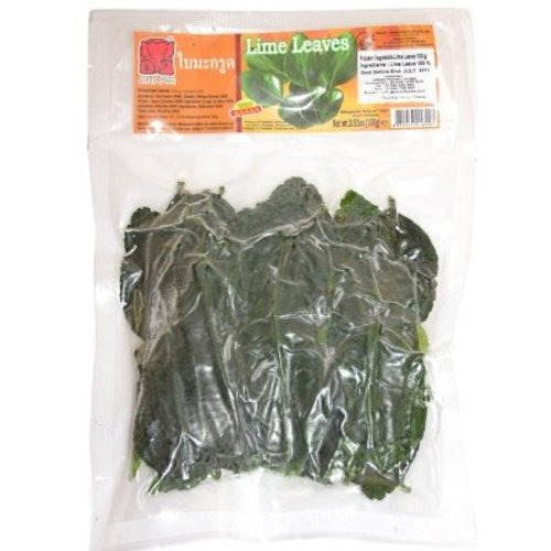 Chang Frozen Kaffir Lime Leaves 100g