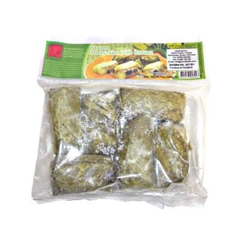Chang Frozen Sticky Rice with Banana Desert 390g