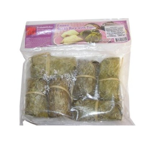 Chang Frozen Sticky Rice with Taro Desert 390g