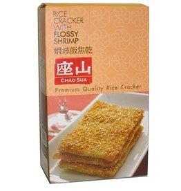 Chao Sua Rice Cracker- Flossy Shrimp 100g