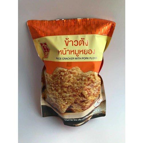 Chao Sua Rice Cracker - Pork Floss 115g